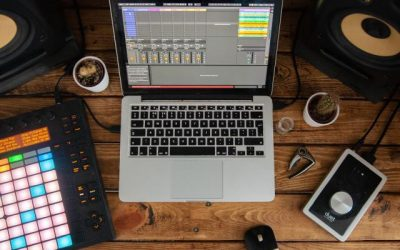 Setting up a small home studio