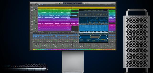 Logic Pro is the best music production software for beginners on Mac