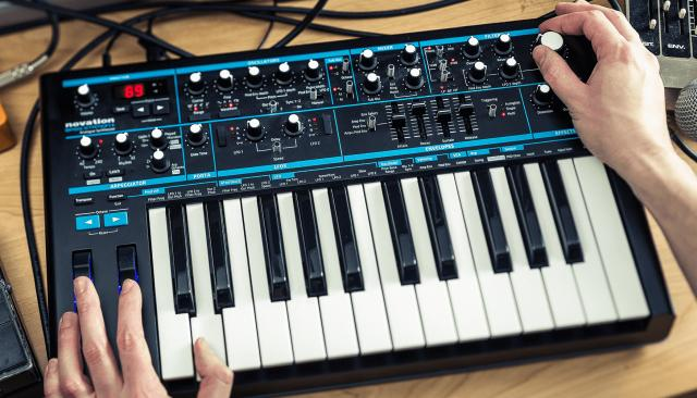 Perfect synth for small home studios