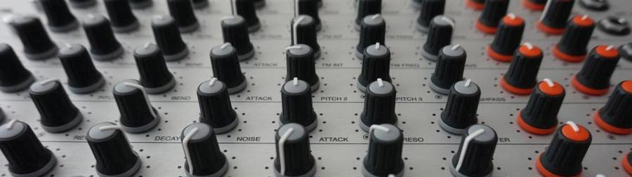 Synthetic Drums sample pack - Vermona DRM1 MKIII analog drum machine